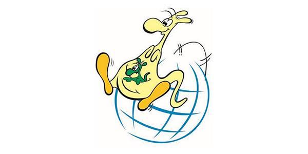 Reiseveranstalter-Weitsprung-Logo